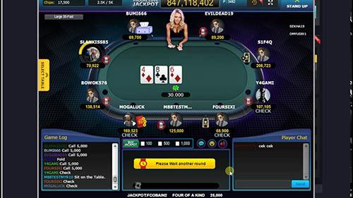 tampilan idn poker