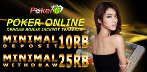 Situs Poker Online POKER-6