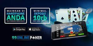 Situs Poker Terpercaya 99onlinepoker